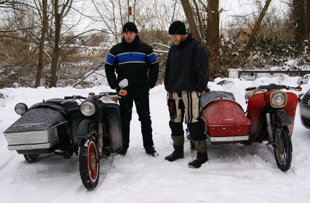 Wintertreffen Güstrow 2010